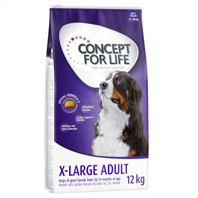 Concept for Life X-Large Adult pour chien