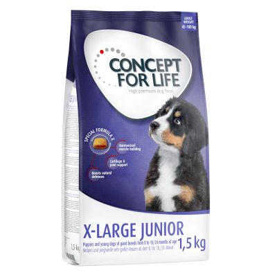 Concept for Life X-Large Junior pour chien