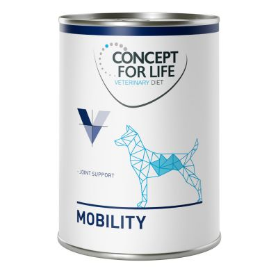 Concept or Life Veterinary Diet Mobility