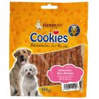 Cookie´s Delikatess Stickies, kana & riisitikut