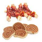 Cookie's Delikatess Bâtonnets & rouleaux au poisson