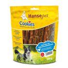 Cookies Delikatess Kaurolle mit Hühnchenfiletstreifen