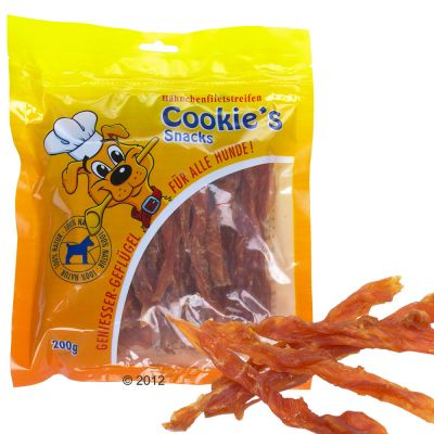 Cookie's Snacks - Chicken Fillets 200g
