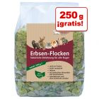 Copos de guisantes 1 kg en oferta: 750 + 250 g ¡gratis!