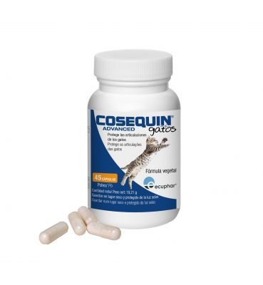 Cosequin Advanced condroprotector para gatos