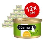 Cosma Original in Jelly Saver Pack 12 x 85g