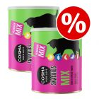 Cosma Snackies Maxi Tube Cat Snacks - Buy One Get One Half Price!*
