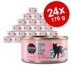 Cosma Asia em gelatina 24 x 170 g - Pack económico