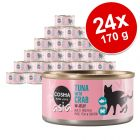 Cosma Asia en gelatina 24 x 170 g - Pack Ahorro