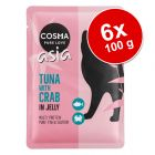Cosma Asia in busta 6 x 100  g