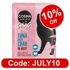 Cosma Asia in Jelly Pouches 6 x 100g