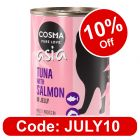 Cosma Asia in Jelly 6 x 400g