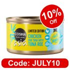 Cosma Asia Summer-Edition: Chicken & Tuna with Tuna Roe