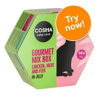 Cosma Gourmet Box Mixed Pack