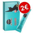 Cosma Jelly 8 x 14 g snacks para gatos ¡por solo 2€!