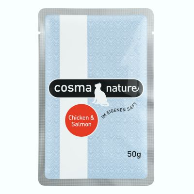 Cosma Nature in busta 6 x 50 g