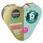 Cosma Nature Mix Box Edizione anniversario 3 x 70 g Alimento umido per gatti