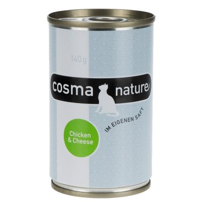 Cosma Nature Saver Pack 12 x 140g