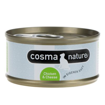 Cosma Nature Saver Pack 24 x 70g