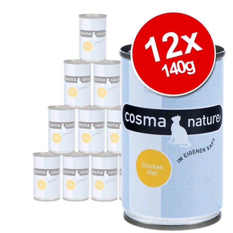 Cosma Nature Saver Pack 12 x 140g