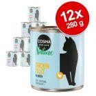 Cosma Nature Voordeelpakket Kattenvoer 12 x 280 g