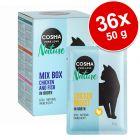 Cosma Nature 36 x 50 g en bolsitas - Megapack Ahorro