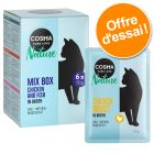 Cosma Nature 24 x 50 g pour chat