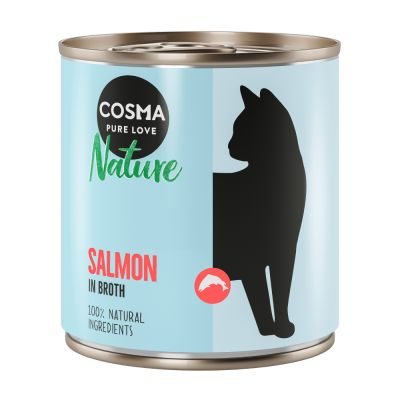 Cosma Nature 6 x 280 g pour chat