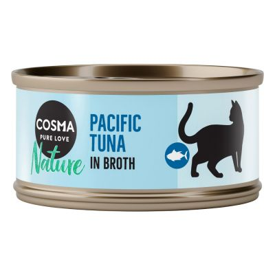 Cosma Nature 6 x 70 g pour chat
