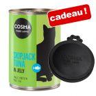 Cosma Original ou Thai/Asia en gelée 12 x 400g + Couvercle offert !