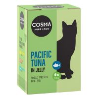Cosma Original Pouches in Jelly 6 x 100g