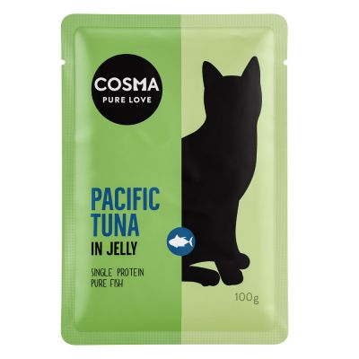 Cosma Original Pouches Mixed Trial Pack