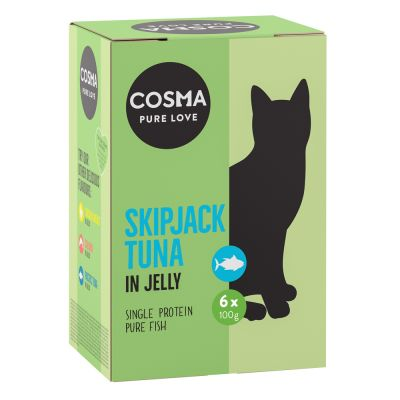 Cosma Original Pouches Saver Pack 24 x 100g