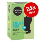Экономупаковка Cosma Original в паучах 24 x 100 г