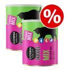 Cosma Snackies Maxi Tube Cat Snacks - Buy One Get One Half Price!*