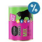 Cosma Snackies Maxi Tube - zamrznjeno posušeni prigrizki po znižani ceni