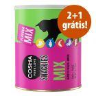 Cosma Snackies Maxi Tubo snacks em promoção: 2 + 1 grátis!