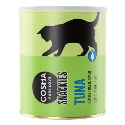 Cosma Snackies Maxi Tubo snacks para gatos - Pack Ahorro