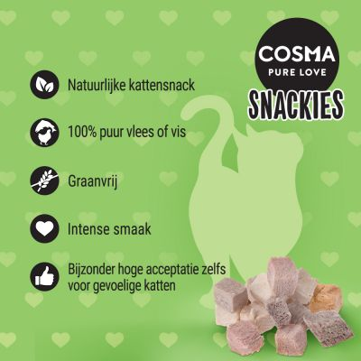 Cosma Snackies Original
