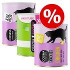 Cosma Snackies XXL Maxi Tubo snacks para gatos - Pack Ahorro