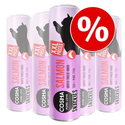 Cosma Snackies XXL - Multibuys