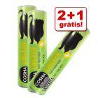 Cosma snacks liofilizados em promoção: 2 + 1 grátis!