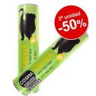 Cosma snacks liofilizados para gatos en oferta: 2ª ud. al -50%