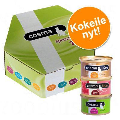 Cosma Special Edition Box