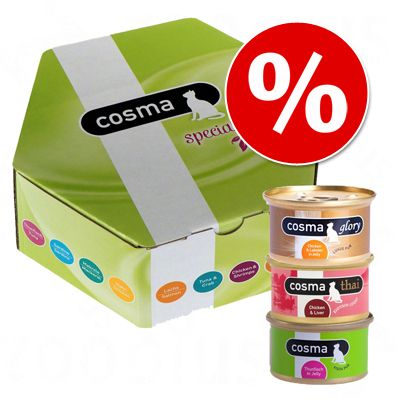 Cosma Special Edition Box tutustumishintaan!