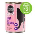Cosma Thai / Asia in Gelei Voordeelpakket Kattenvoer 12 x 400 g
