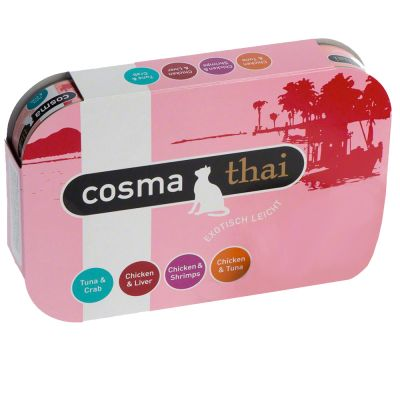 Cosma Thai in Jelly Mixed Trial Packs