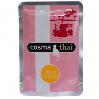 Cosma Thai Pouches Mixed Trial Pack