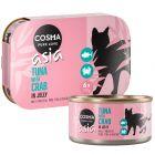 Cosma Thai/Asia en gelée 6 x 170 g pour chat