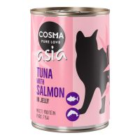 Cosma Thai/Asia in Jelly 6 x 400 g